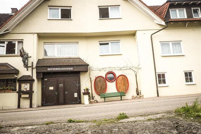 Kuferschanke Hotel Sinsheim