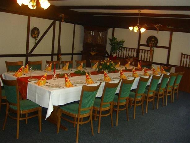 Hotel Restaurant Jagdhaus Kloster Barthe Hesel