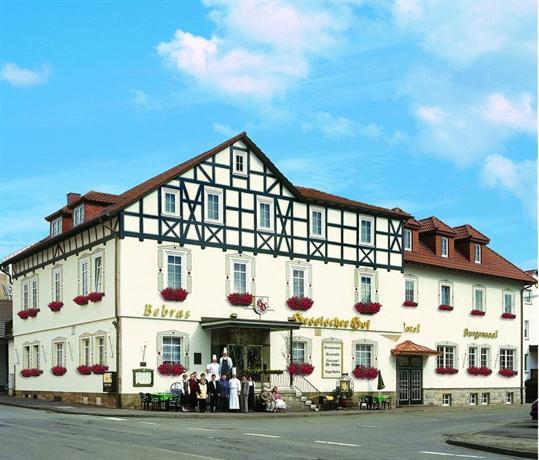 Hotel Bebra Hessischer Hof