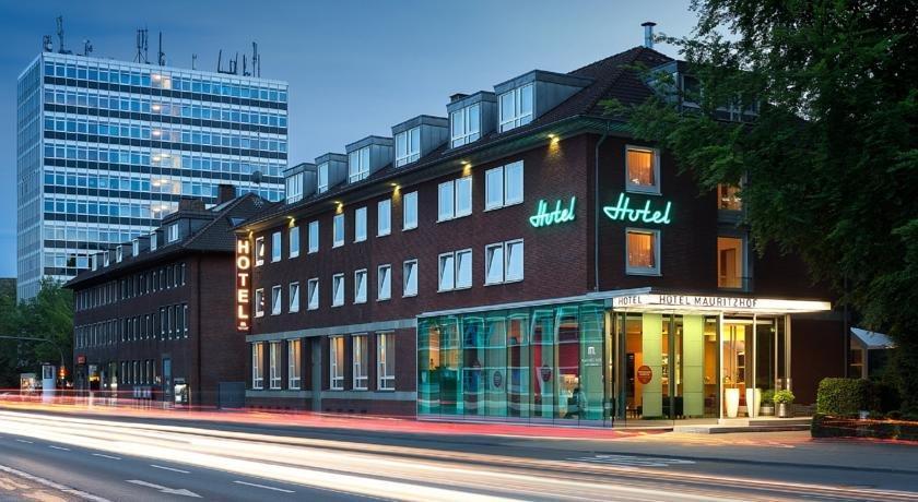 mauritzhof hotel muenster hotels m nster. Black Bedroom Furniture Sets. Home Design Ideas