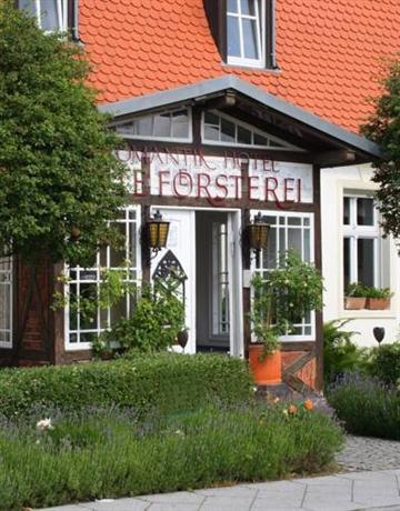 Hotel Alte Forsterei