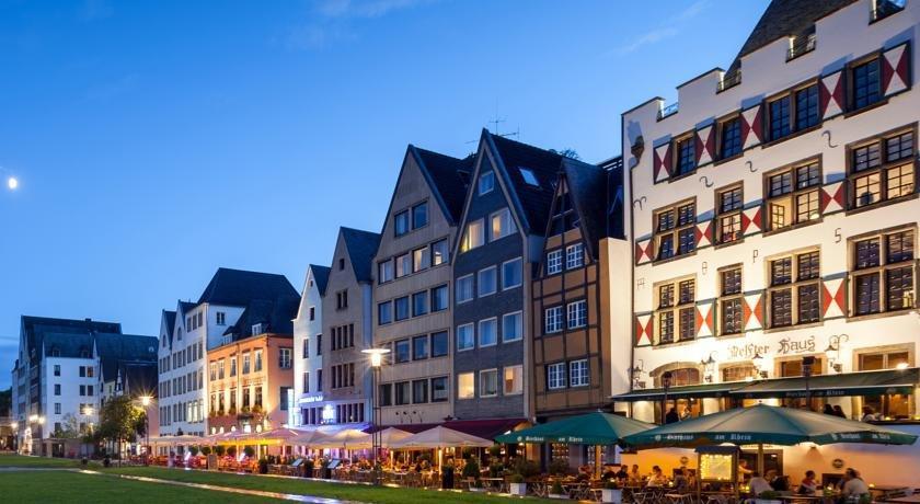 Hotel Cologne Centre Ville Pas Cher
