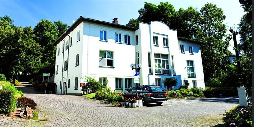 Hotel Haus Am Park Bad Homburg