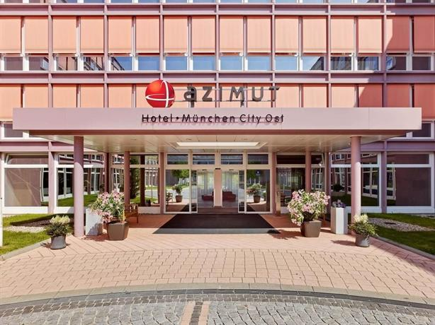 Hotel Azimut Munich City East