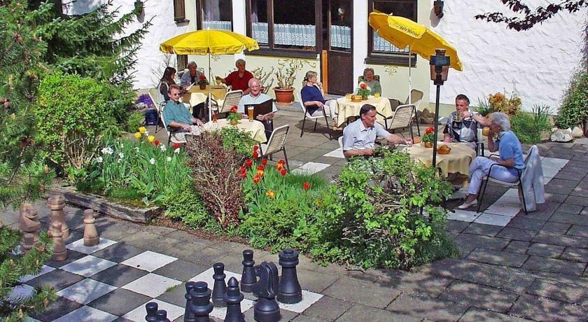 Hotel Allgau Garni Scheidegg