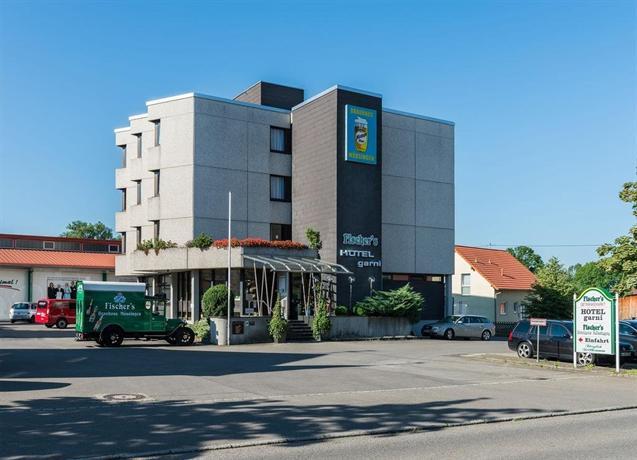 Fischer's Hotel Garni Brauhaus Mossingen
