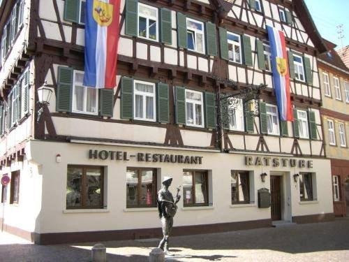 Hotel Garni Ratstube Bad Urach