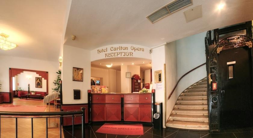 Carlton opera hotel hotels vienne for Hotels vienne