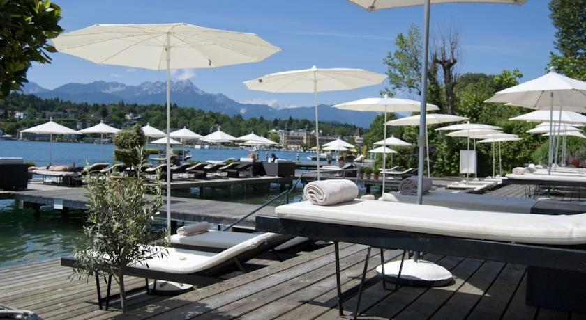 Hotel Post Velden Am Worthersee