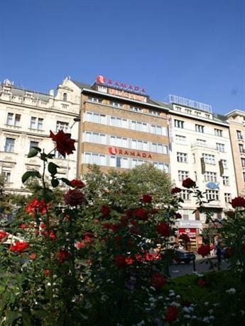 Ramada prague city centre praga offerte in corso for Hotels in prague city centre
