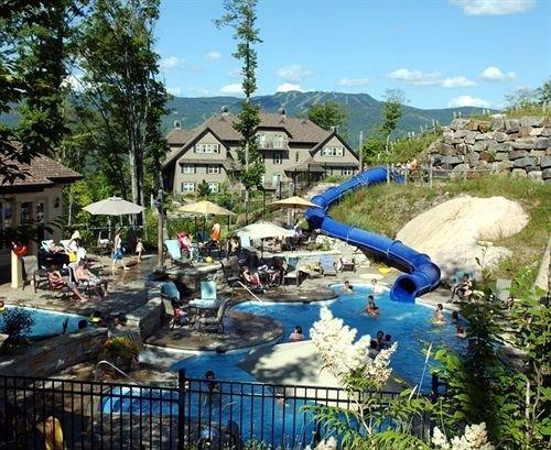 Cap Tremblant Mountain Resort Hotels Mont Tremblant