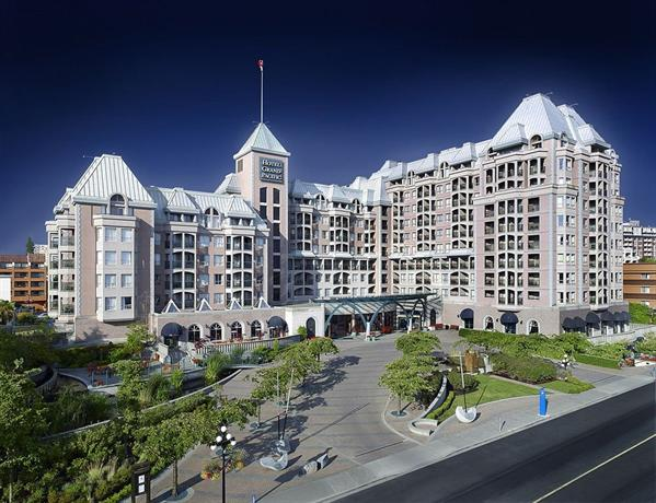Hotel Grand Pacific Victoria Compare Deals