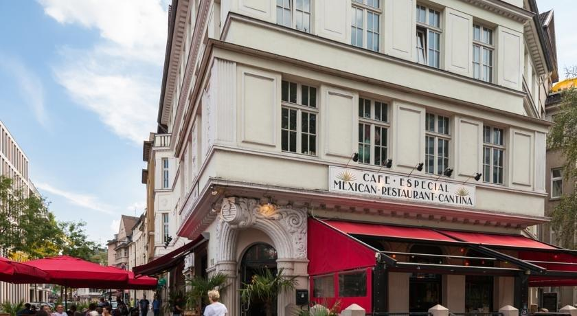 Hotel Putz Garni Buscador De Hoteles Colonia Alemania