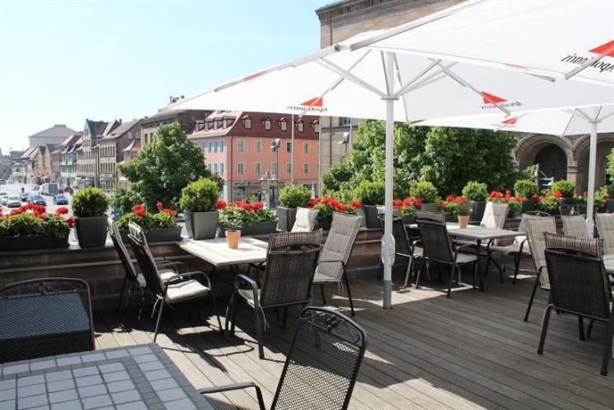 Hotel Restaurant Schwarzes Kreuz Furth