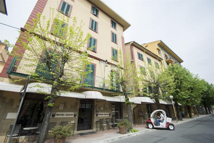 Hotel Giglio Montecatini Terme Italy