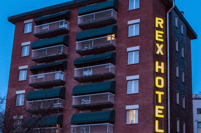Hotel rex milano compare deals for Hotel rex milano