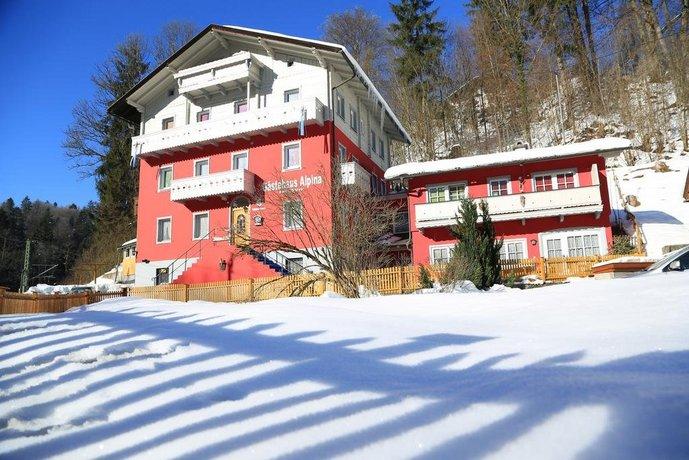 Gastehaus Alpina Berchtesgaden