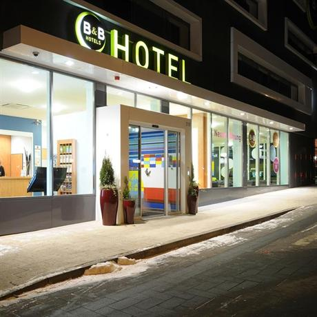 Bb Hotel Hamburg Nord