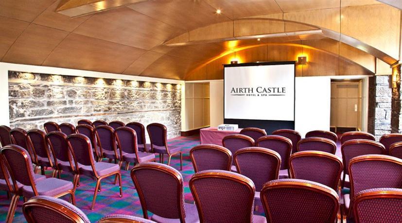 Airth castle spa deals