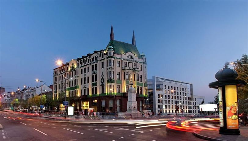 Hotel A Belgrade Pas Cher