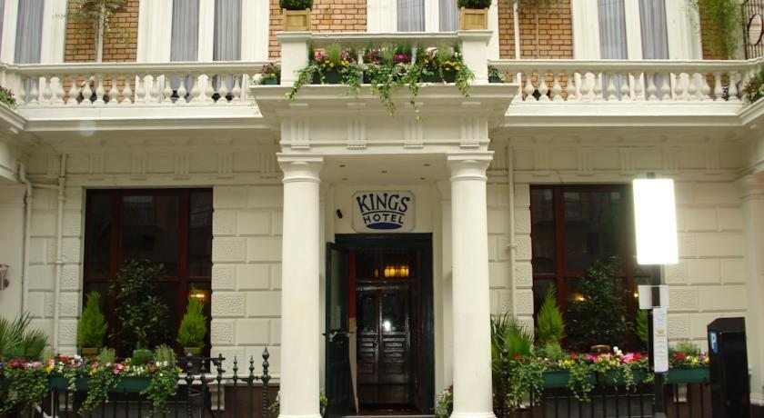 kings hotel london compare deals