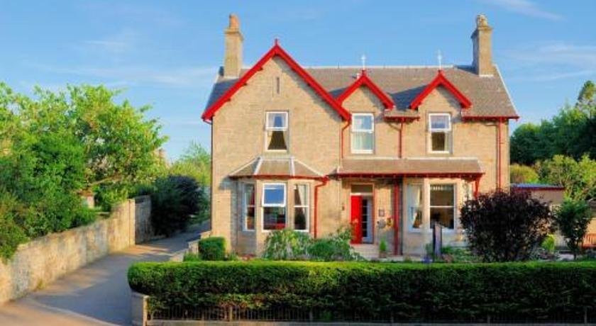West End Guest House Elgin Scotland