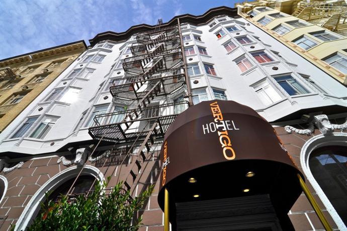 Hotel Vertigo San Francisco Compare Deals