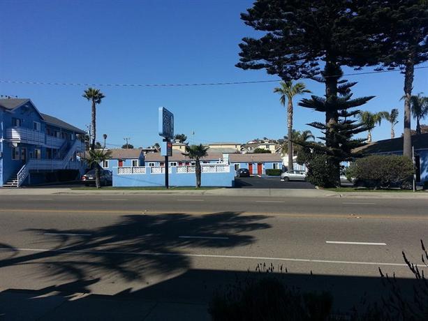 Dolliver Street Pismo Beach California