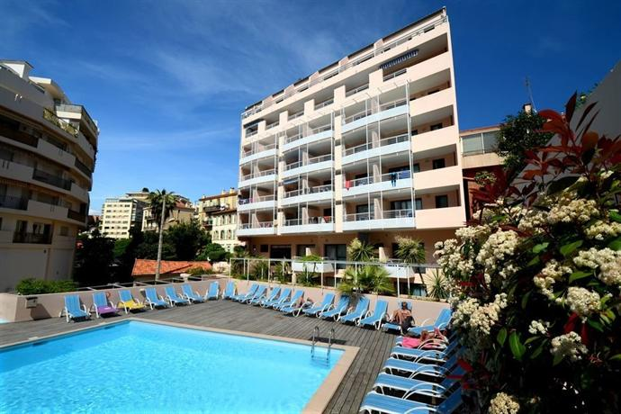 Appart 39 hotel odalys les felibriges cannes compare deals for Les appart hotel