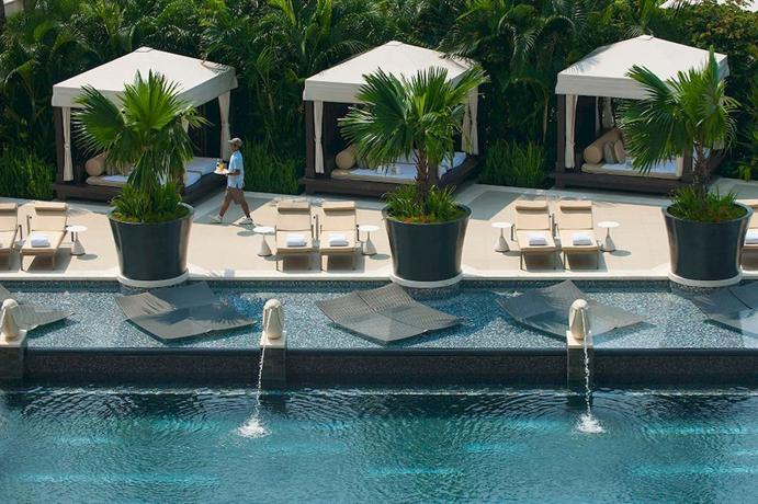 Mandarin oriental singapore compare deals - Marina mandarin singapore swimming pool ...