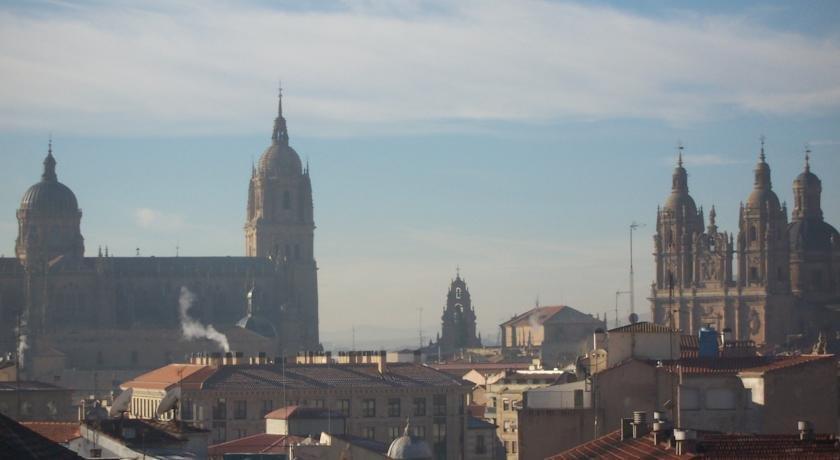 Hotel Residencia Condal Salamanca