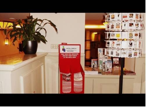 Omega hotel amsterdam offerte in corso for Omega hotel amsterdam
