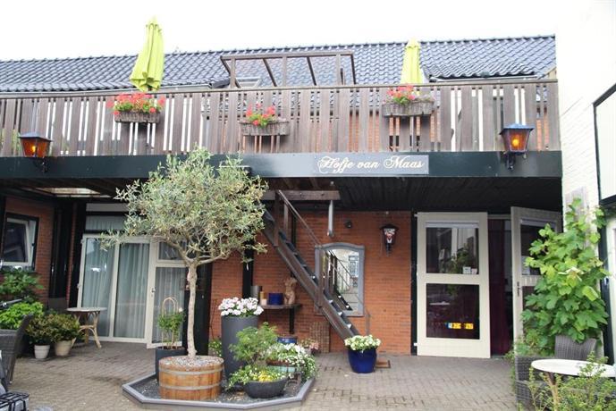 Hofje van Maas Hotel - room photo 4919073