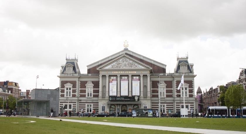 Budget Trianon Hotel Amsterdam Compare Deals