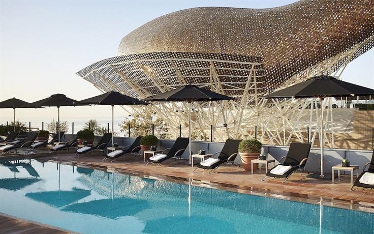 Hotel arts barcelona compare deals for Designhotel barcelona