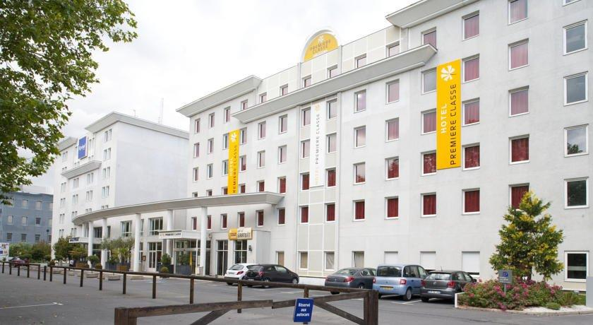 Premiere classe roissy villepinte parc des expositions for Parking parc des expositions paris