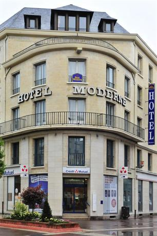 best western moderne caen compare deals