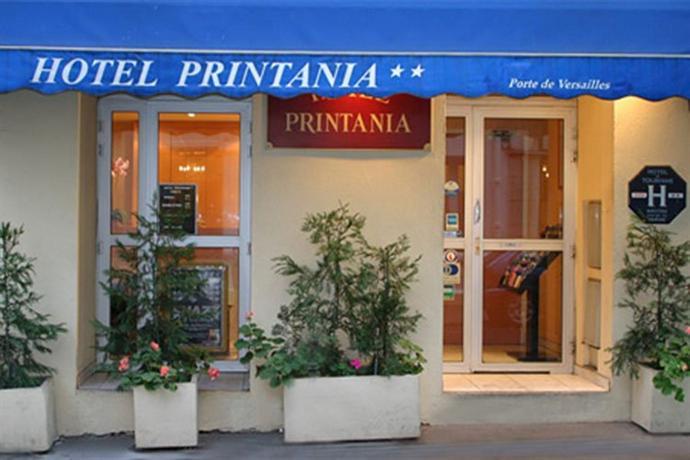 Hotel Printania Porte de Versailles