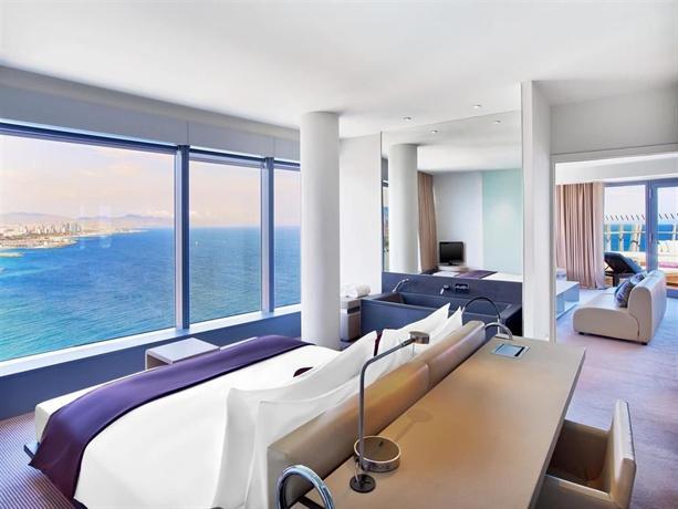 W hotel barcelona compare deals for Chambre fabulous w barcelone