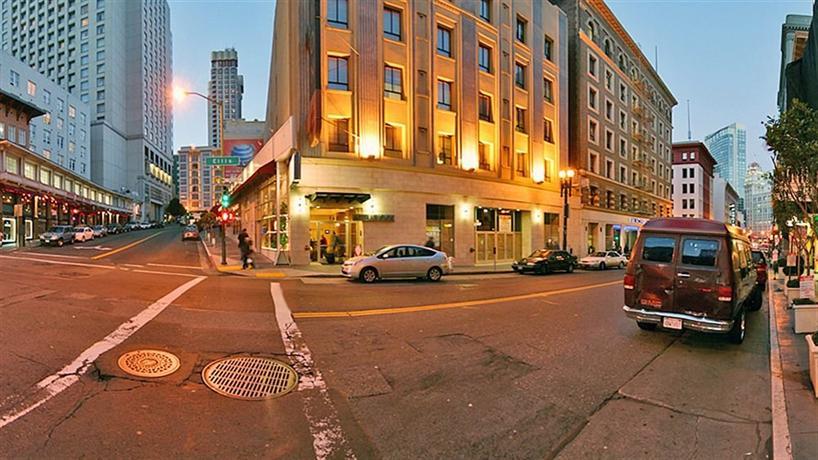 Hotel Fusion A C Two Hotel San Francisco Compare Deals