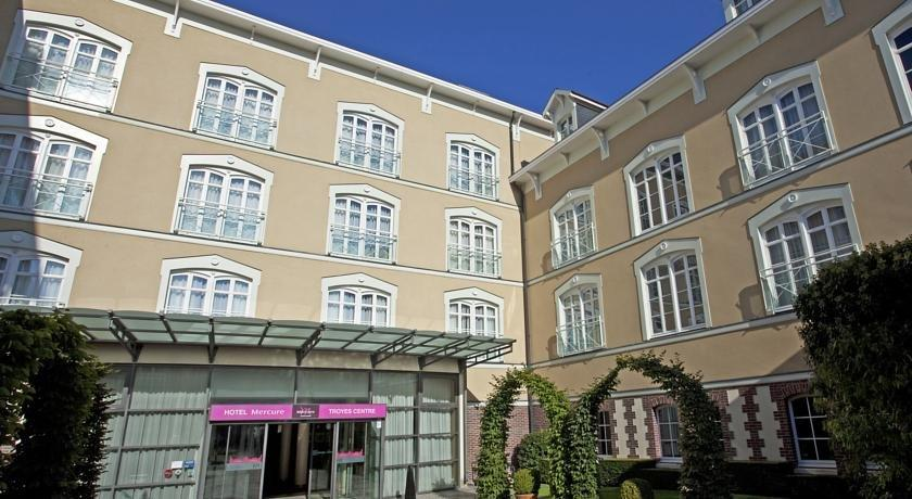Cheap Hotels In Troyes France