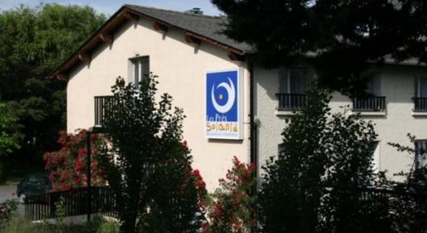Les pres solanid hotel osseja compare deals - Osseja francia ...