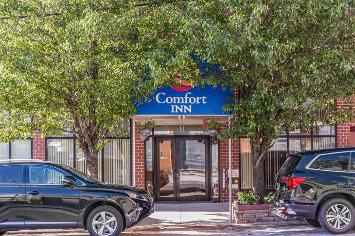 comfort inn long island city new york city compare deals. Black Bedroom Furniture Sets. Home Design Ideas