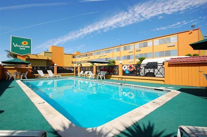 Vagabond Hotel Long Beach California