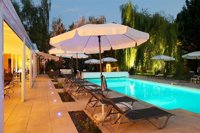 H tel les jardins d 39 adalric obernai hotels obernai for Restaurant piscine obernai