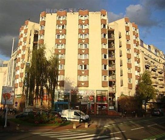 Hotel Foyer Le Pont Paris : Hipotel paris hippodrome joinville le pont compare deals
