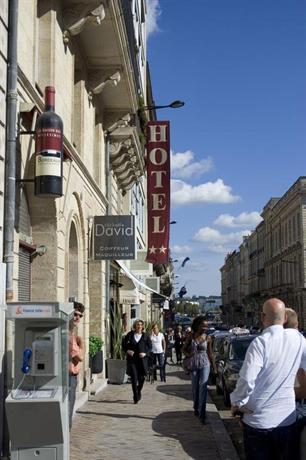 Hotel De L Opera Bordeaux