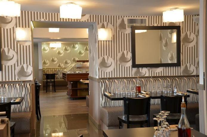 Hotel Restaurant Auberge Du Cheval Blanc Jossigny