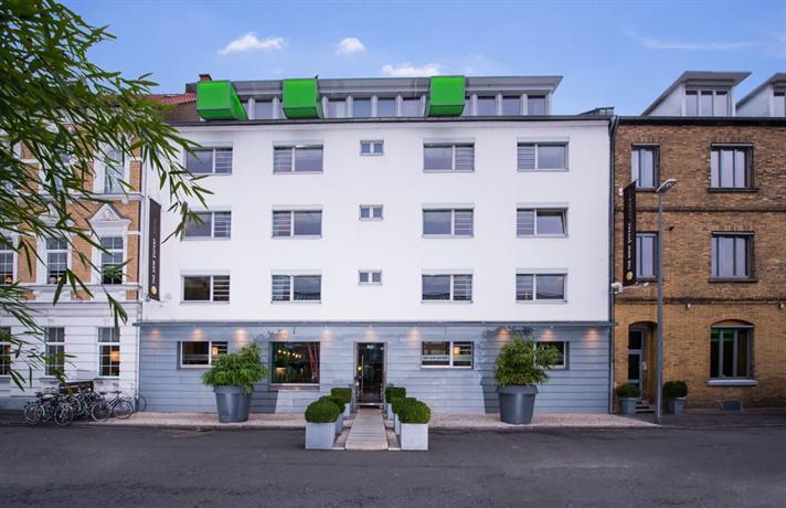Hotel Pas Cher Cologne Centre Ville