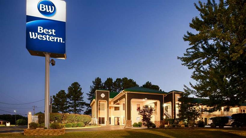 Best Western Fairwinds Inn Cullman